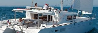 LUXURY 56FT CATAMARAN IN THE CARIBBEAN